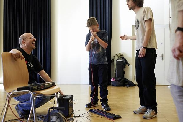 BeatBox Loop Workshop Woerdz